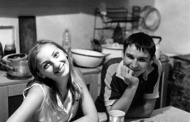 Katya and Oleg
