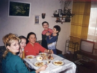 Uliana and Family
